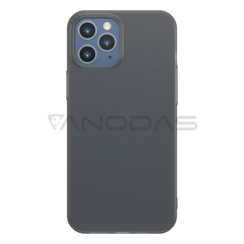 Baseus Comfort dėklas iPhone 12 Pro Max - Juodas