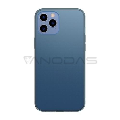 Baseus dėklas iPhone 12 Pro Max - Mėlynas