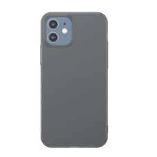 Baseus Comfort Phone Case for iPhone 12 Mini (black)