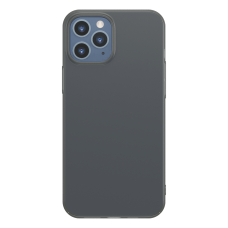 Baseus Comfort Phone Case for iPhone / iPhone 12 Pro - Black