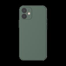 Baseus gelinis dėklas iPhone 12 - Žalias