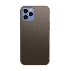 Apsauginis dėklas Baseus iPhone 12 Pro Max - Juodas