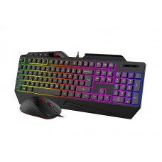 Gaming set 2in1 Havit GAMENOTE KB852CM Keyboard + mouse