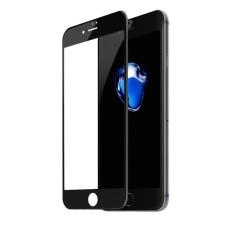 3D grūdintas stiklas Baseus 0.23 mm skirtas iPhone 7 Plus / 8 Plus - Juodas