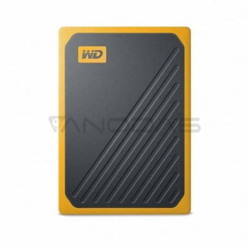 WD My Passport Go nešiojamas SSD 1TB