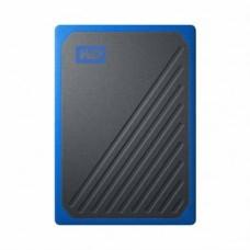 SanDisk My Passport Go 500 GB SSD talpykla mėlynas