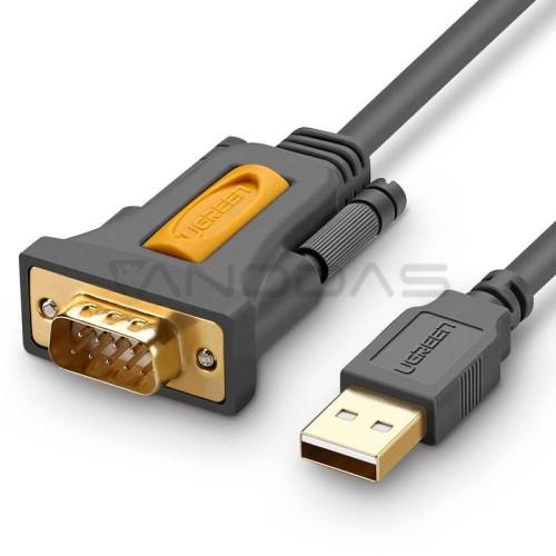 Kabelis USB į RS-232 UGREEN CR104 1.5m