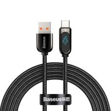 Baseus Display kabelis USB į Type-C 5A 40W 2m - Juodas