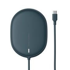 Belaidis belaidis magnetinis įkroviklis iPhone 12 15W - Mėlynas
