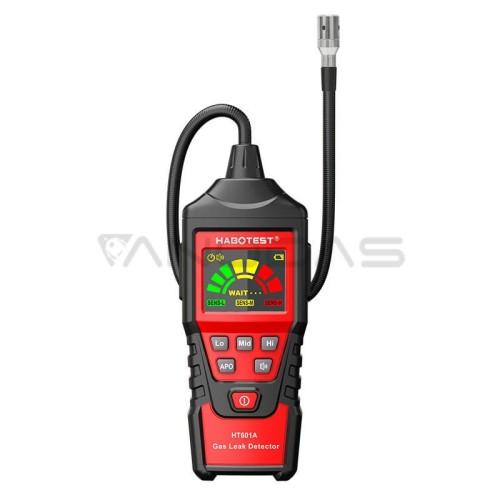Dujų nuotėkio detektorius su signalizacija Habotest HT601A