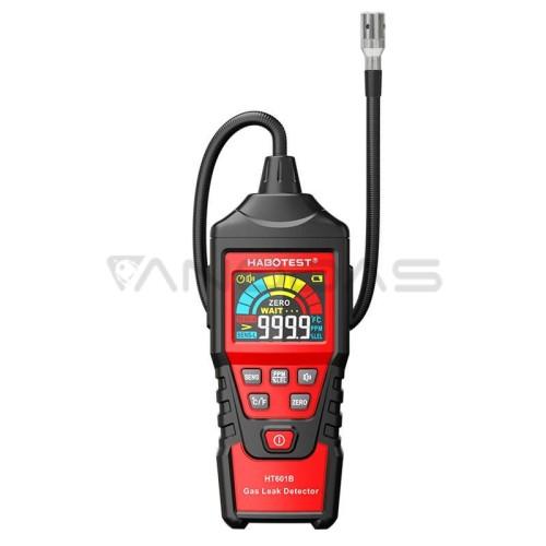 Dujų nuotėkio detektorius su signalizacija Habotest HT601B