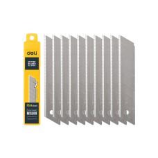 Spare knives blades Deli Tools EDL-DP05 25mm -10 pcs