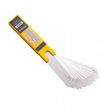 Spare knives blades Deli Tools EDL-DP092 9mm - 10 pcs
