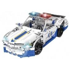 Edukacinis rinkinys Double Eagle C51006W policijos automobilio modelis