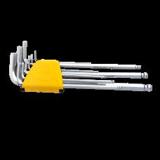 Šešiakampių veržliarakčių rinkinys Deli Tools EDL3090 - 1.5-10mm