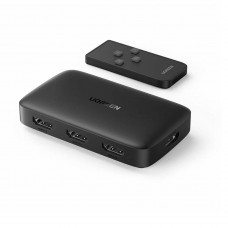 UGREEN Switch CM332 3in1 HDMI 1.4 4K 30 Hz - Black