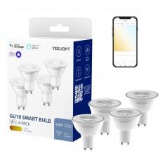 Yeelight GU10 Dimmable Bulb - 4pcs