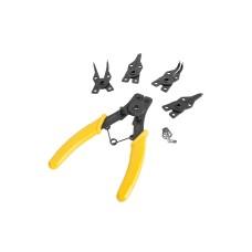 """Seger pliers set Deli Tools EDL104506 - 6 """""""