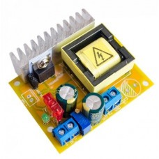 DC/DC Boost Converter from 10-32V to 45-390V 40W 5A (STEP UP)