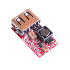 DC/DC Buck Module 6-24V to 5V 3A USB (STEP DOWN)