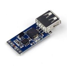 DC/DC Converter module from 7.5V-28V to 5V 3A USB (STEP DOWN)