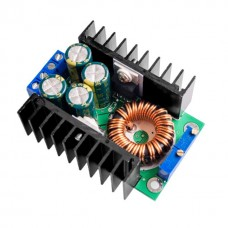 DC/DC power converter from 5-40V to 1.2-35V 9A 300W (STEP DOWN)