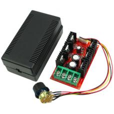 DC Motor Speed Control PWM 10-50V 40A 2000W