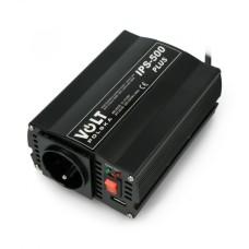 Inverteris Volt IPS-500 Plus - 24VDC/230VAC 350/500W