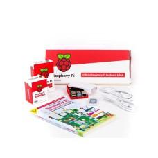 Desktop Kit Raspberry Pi 4B 4GB RAM rinkinys su dėžute klaviatūra ir pėle