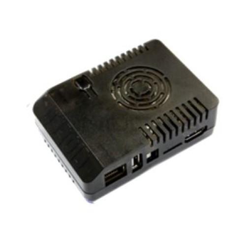 Dežutė Odroid XU4 mikrokompiuteriui (juoda)