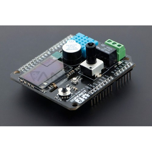 DFRobot Accessory Shield for Arduino