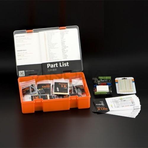 DFRobot Beginner Kit - Startinis Rinkinys Pradedančiajam