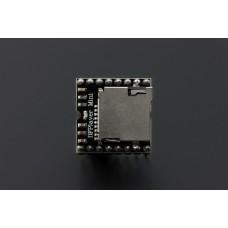 DFRobot DFPlayer mini MP3 grotuvas skirtas Arduino microSD