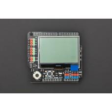 DFRobot LCD 128x64 - Arduino Priedėlis