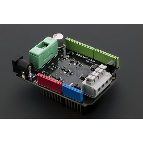 DFRobot LED RGB Driver Shield for Arduino