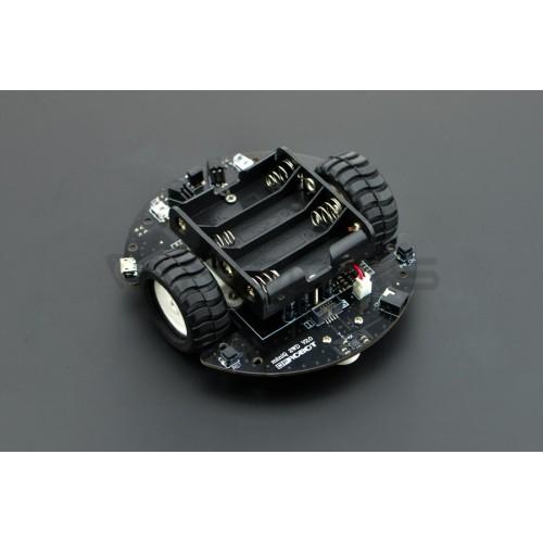 DFRobot MiniQ 2WD - Roboto Rinkinys su Kontroleriu ir Pulteliu