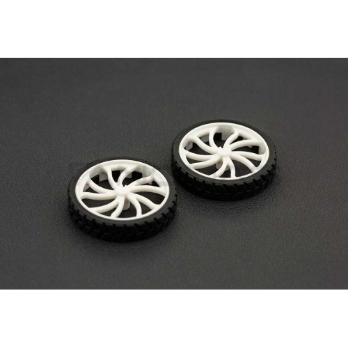 DFRobot - Wheels 43x9mm - 2pcs.