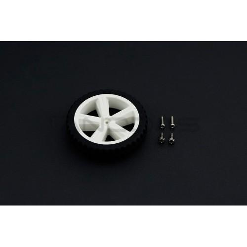 DFRobot ratas 80x17mm - 1 vienetas