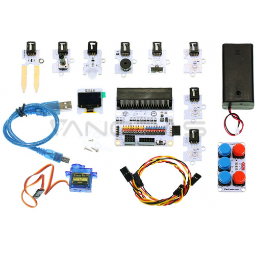 ElecFreaks Micro:bit Tinker Rinkinys - be Micro:bit mikrovaldiklio
