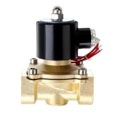 """Electric Solenoid Valve DN25 1"""" 12V"""