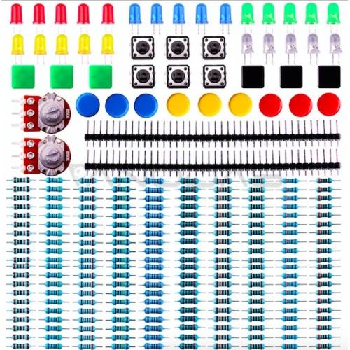 Elektronikos komponentų rinkinys