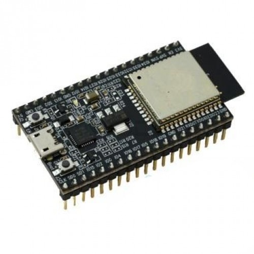 ESP-DevkitC ESP32 WiFi + BT 4.2 valdiklis