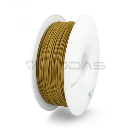 3D plastikas Fiberlogy FiberSilk Metalic 1.75mm 0.85kg – Brass