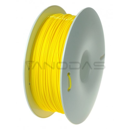 Fiberlogy Easy PLA Geltonas 1.75mm 0.85kg