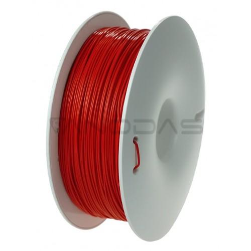 Fiberlogy HD PLA Raudonas 1.75mm 0.85kg