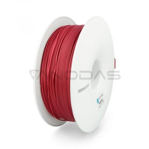 3D plastikas Fiberlogy FiberSilk Metalic 1.75mm 0.85kg – Burgundy