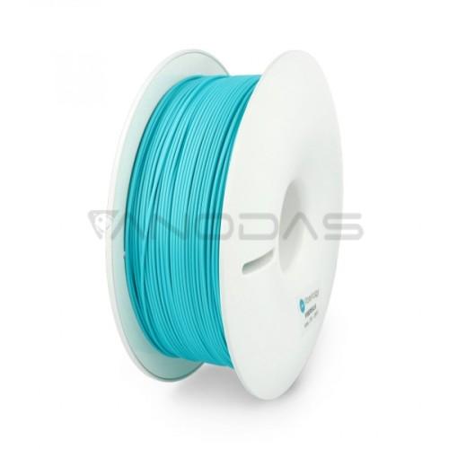 3D plastikas Fiberlogy FiberSilk Metalic 1.75mm 0.85kg – Turquoise