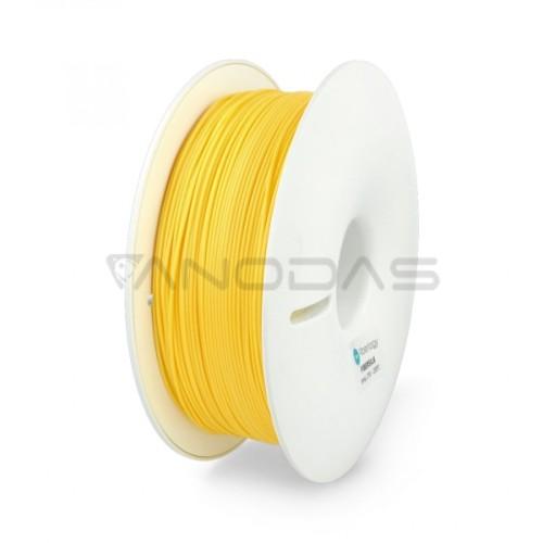 3D plastikas Fiberlogy FiberSilk Metalic 1.75mm 0.85kg – Yellow