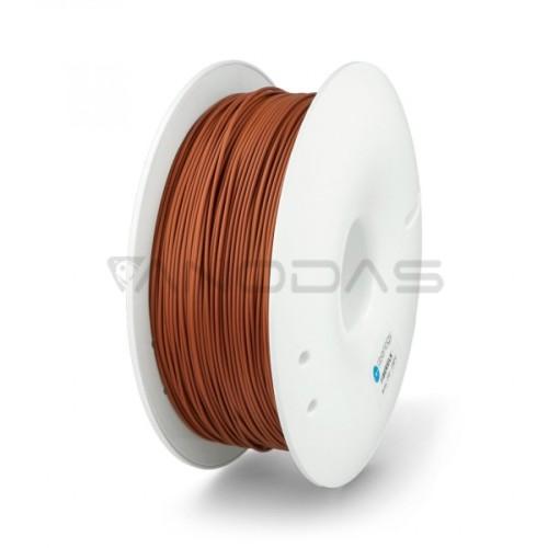 3D plastikas Fiberlogy FiberSilk Metalic 1.75mm 0.85kg – Copper