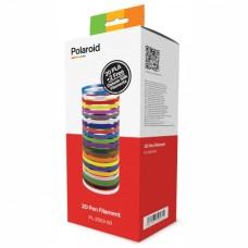 Filament Polaroid 3D Pen - Package of filaments PLA 1.75mm 20x5m + Deluxe Silk